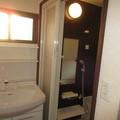 タイル張りのお風呂をユニットバスに。